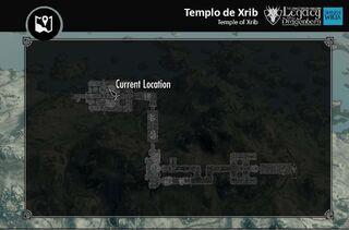 Templo de Xrib - Sublessed Location