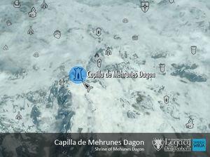 Capilla de Mehures Dagon