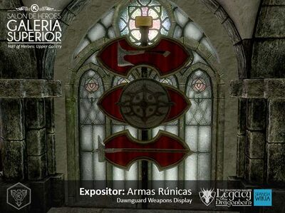 Armas Rúnicas Expo