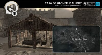 MP Casa de Glover Mallory