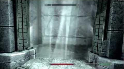 Skyrim- Dawnguard - How to get the AMETHYST PARAGON!