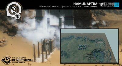 MP Hamunaptra
