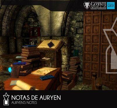 Notas de Auryen - BAN