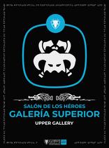 Salón de los Héroes - Galeria Superior