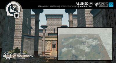 MP Al Shedim