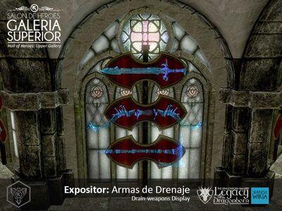 Armas de Drenaje Expo