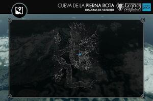 Cueva de la Pierna Rota - Verdure