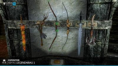 Armas Legendarias 1