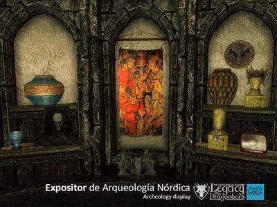Expositor de Arquelogia nordica