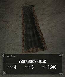 Capa de Ysgramor