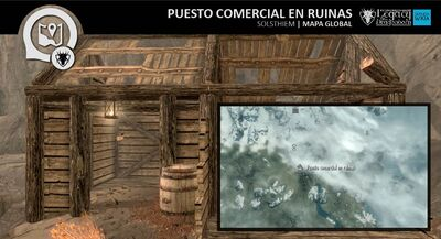 MP Puesto Comercial en Ruinas