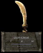 Золотой Скимитар