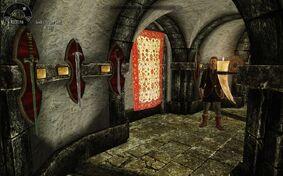 Витрина для оружия и брони 4