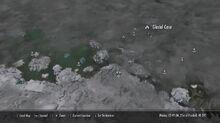 Ледянная Пещера на карте