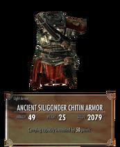 Древняя Силигондеровая Хитиновая Броня