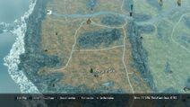 Роща Звездопад на карте