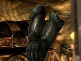 Перчатки мастера-кузнеца