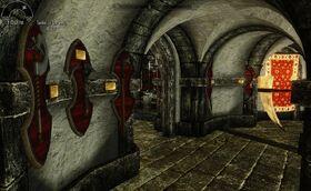 Витрина для оружия и брони 3