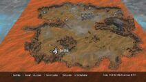 Бен Эрай на карте