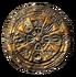 Валенвудская Латунная Звездная Монета Updated