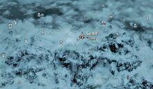 Саартал на карте