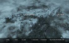 Пещера Заблудшее Эхо на карте