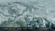Падение Дракона на карте-0
