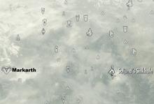 Soljunds Sinkhole on map-0