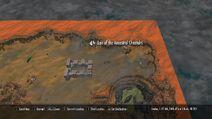 Логово Предков Гепардов на карте