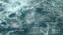 Рангвальд на карте