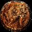 Древняя Каджитская Бронзовая Монета Updated