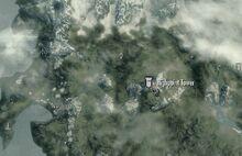 Вершинная Башня на карте