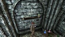 Местонахождение Имперского Боевого Рога в Мрачном Замке