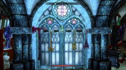 1-ая Oblivion Artifact Витрина