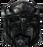 Эбонитовый Шлем Священника Updated