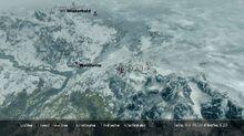Падение Дракона на карте