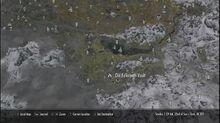 Старое Убежище Фолкрита на карте