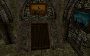 Wine Cellar Entrance-0