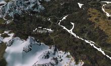 Забытые Руины на карте