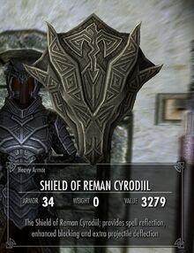 Shield of Reman Cyrodiil v3-0
