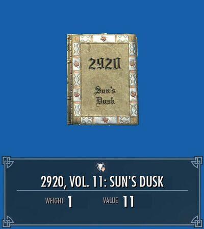 2920, vol 11