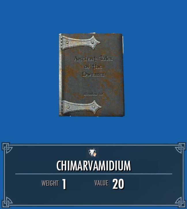 Chimarvamidium | Legacy of the Dragonborn | FANDOM powered