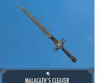 Malacath's Cleaver