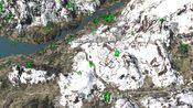 Embershard Mine on map