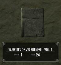 VampiresOfVvardenfellVol1
