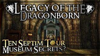 All Hidden Musuem Secrets! - Skyrim SE (Legacy Modpack)