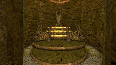Deepholme elder scrolls room