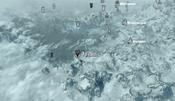 Falkreath on map