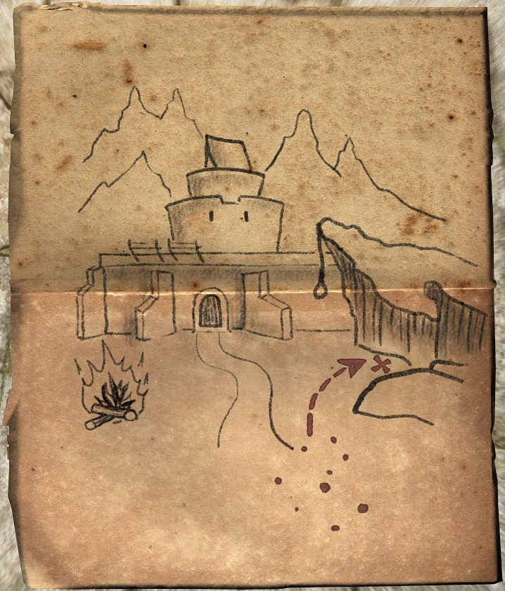 Treasure Map VII | Legacy of the Dragonborn | FANDOM powered ...