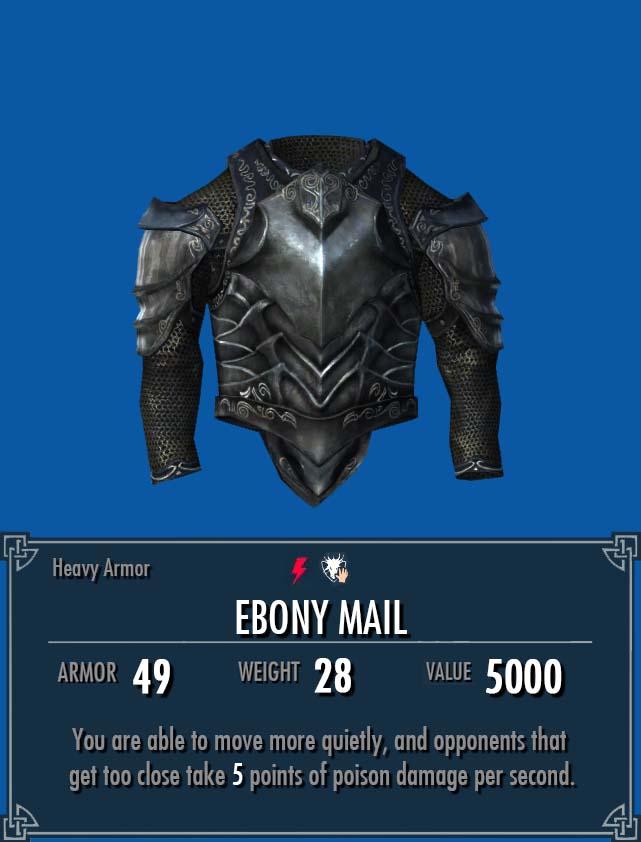 Ebony mail